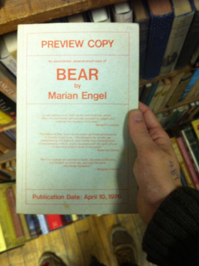 "Probably the least problematic cover of ""Bear"" to ever exist"